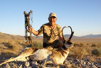 Antelope Hunts in Arizona and Nevada