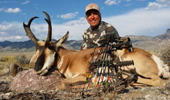 Trophy Antelope Hunts with SilverGrand Outfitters