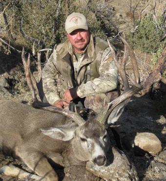 Mule Deer Hunting in Nevada and Arizona