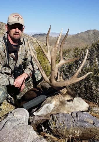 Nevada Mule Deer Hunts